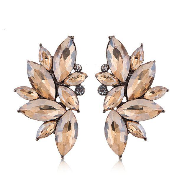 Alloy Fashion earring NHNSC13373