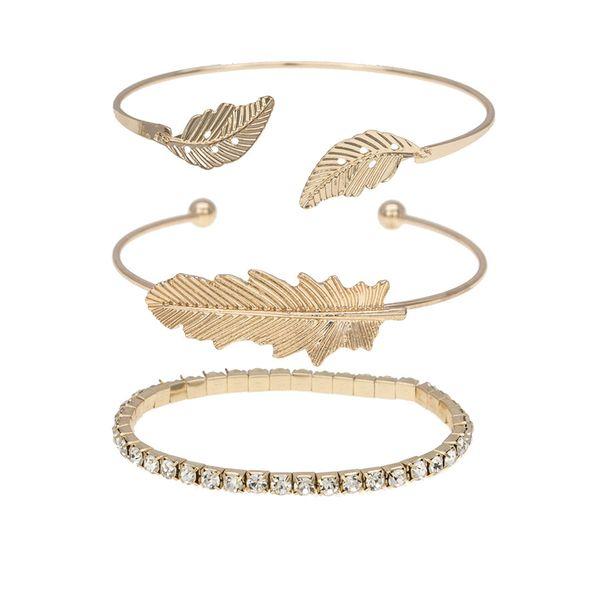 Alloy Fashion Geometric Jewelry Set  (Alloy) NHBQ1677-Alloy