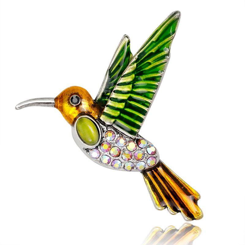 Alloy Fashion Animal brooch  (AL327-A) NHDR2908-AL327-A