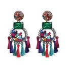 Alloy Fashion Tassel earring  color NHJJ5076color