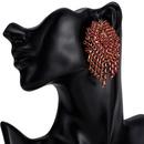 Alloy Fashion Tassel earring  white NHJE1856white