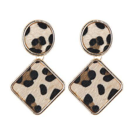 Cloth Fashion Geometric earring  (yellow) NHJQ10675-yellow's discount tags