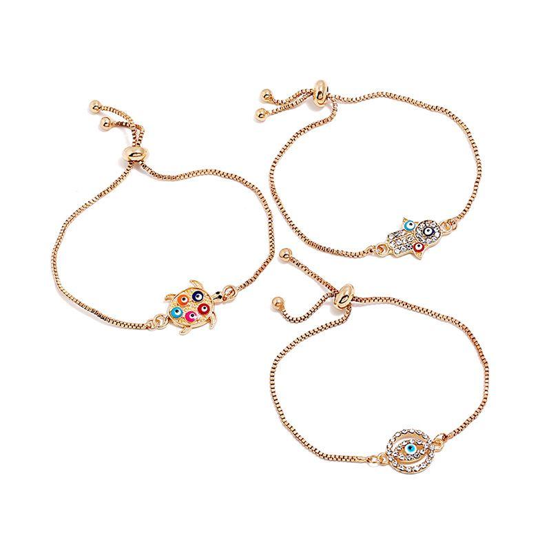 Alloy Fashion Animal bracelet  (Alloy) NHNZ0863-Alloy