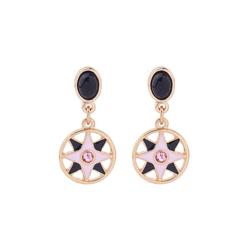 Alloy Fashion Geometric earring  Ed01551c1 NHQD5510Ed01551c1