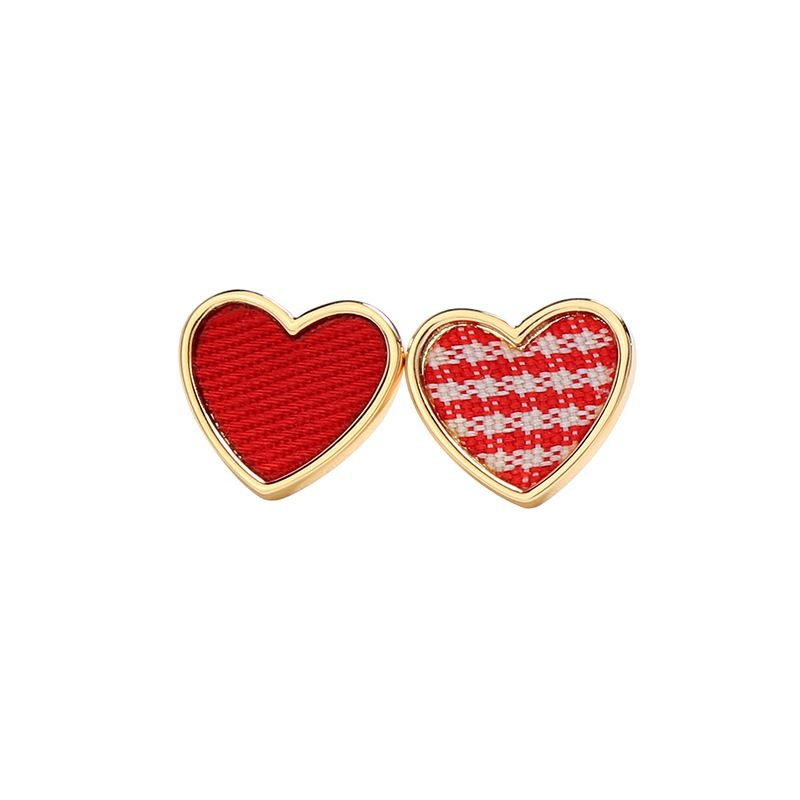 Copper Korea Sweetheart earring  Red2a NHQD5527Red2a