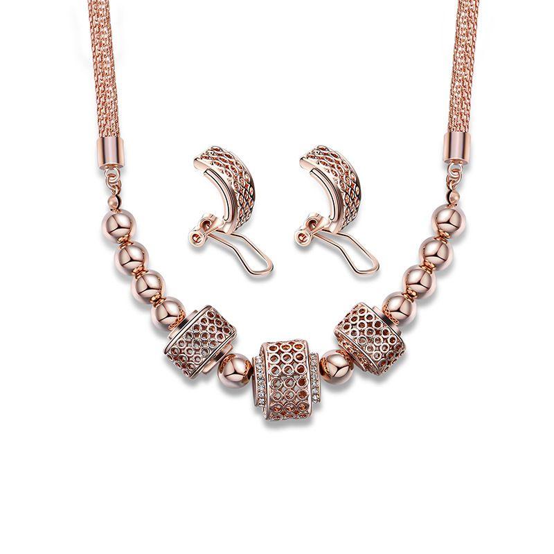 Alloy Korea  necklace  61172390 alloy NHXS176961172390alloy