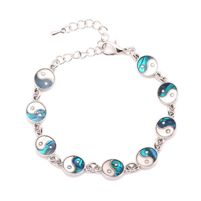 Alloy Simple Animal bracelet  blue NHYL0113blue