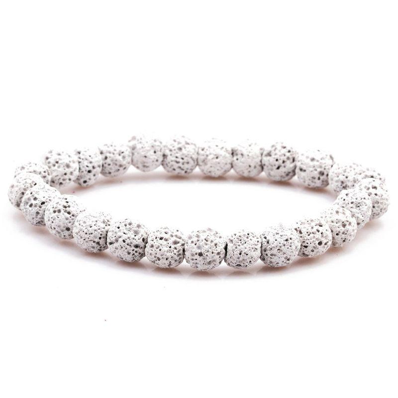 Alloy Fashion Geometric bracelet  white NHYL0132white