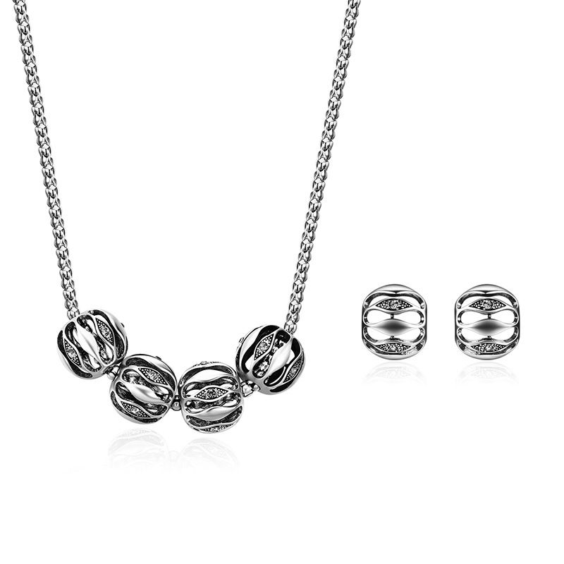 Alloy Korea  necklace  61172392 alloy NHXS177961172392alloy