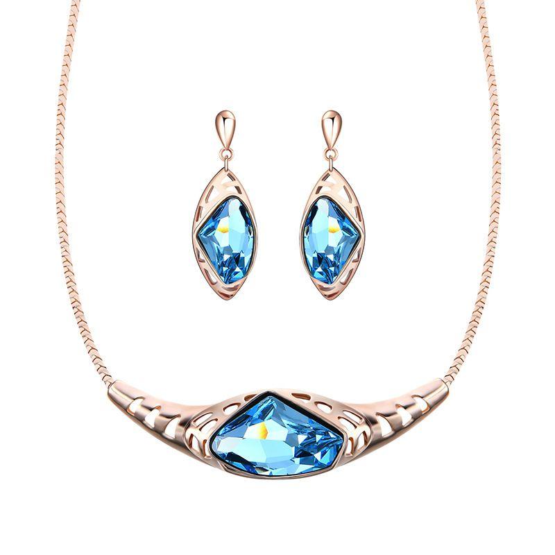 Alloy Fashion  necklace  (61172408 alloy) NHXS1781-61172408-alloy