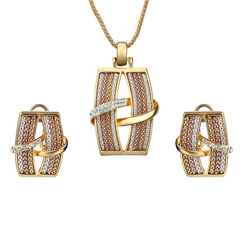 Alloy Korea  necklace  61172420 alloy NHXS178461172420alloy