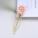 Copper Korea Flowers Hair accessories  Blue1 NHQD5583Blue1