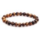 Alloy Fashion Geometric bracelet  Yellow tiger eye stone NHYL0129Yellowtigereyestone