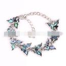 Alloy Simple Animal bracelet  butterfly NHYL0174butterfly