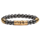 Natural Stone Fashion Animal bracelet  alloy NHYL0193alloy