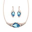 Alloy Fashion  necklace  61172408 alloy NHXS178161172408alloy