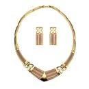 Alloy Korea  Jewelry Set  61172412 alloy NHXS178361172412alloy