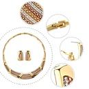 Alloy Korea  necklace  61172411 alloy NHXS179461172411alloy
