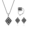 Alloy Fashion  necklace  61173196 NHXS179961173196