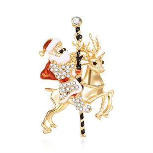 Alloy Fashion Cartoon brooch  (61187157) NHLP1187-61187157's discount tags