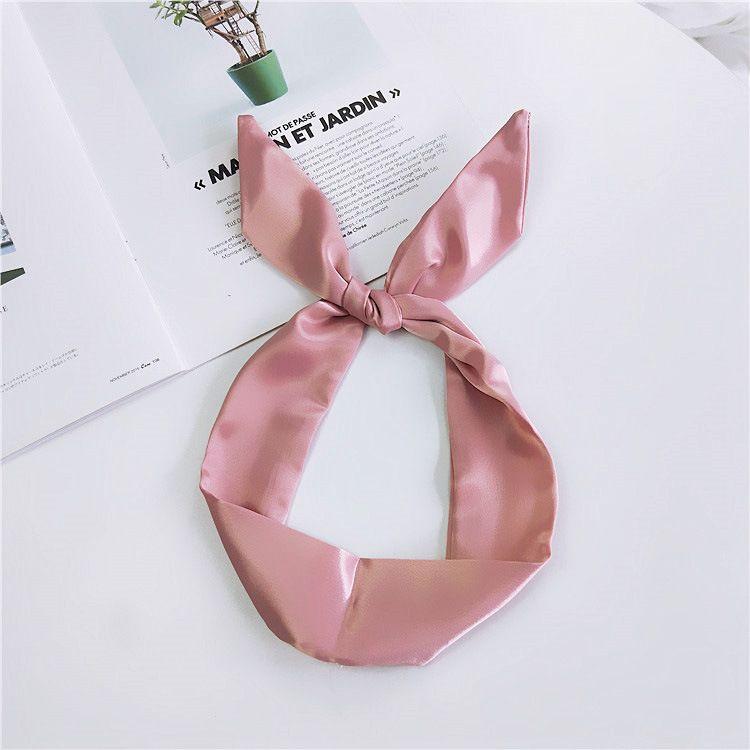 Alloy Korea  Scarf  1 pink aluminum wire NHMN00321pinkaluminumwire