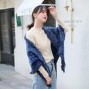Cloth Fashion  scarf  green NHMN0148green