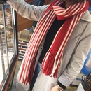 Cloth Korea  scarf  red NHMN0195red