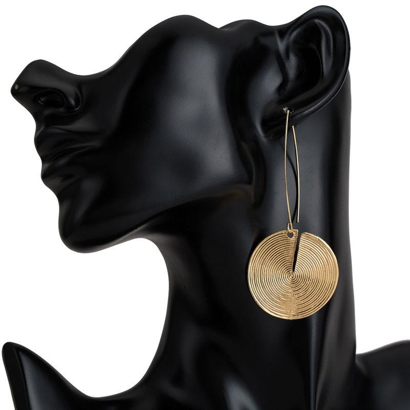 Alloy Fashion Geometric earring  (Alloy) NHJE1978-Alloy