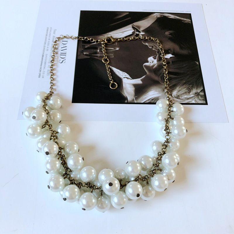 Alloy Fashion  necklace  (necklace) NHOM0968-necklace