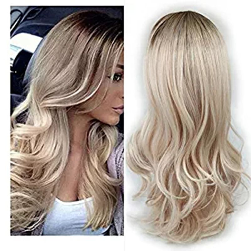 High-Temperature Celebrity Wavy wig  (Om-037-2) NHNF0024-Om-037-2
