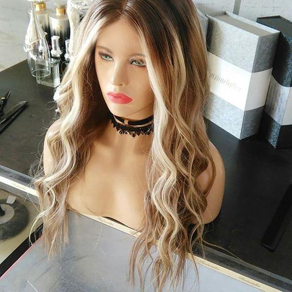 High-Temperature Fashion Wavy wig  (6981) NHNF0103-6981