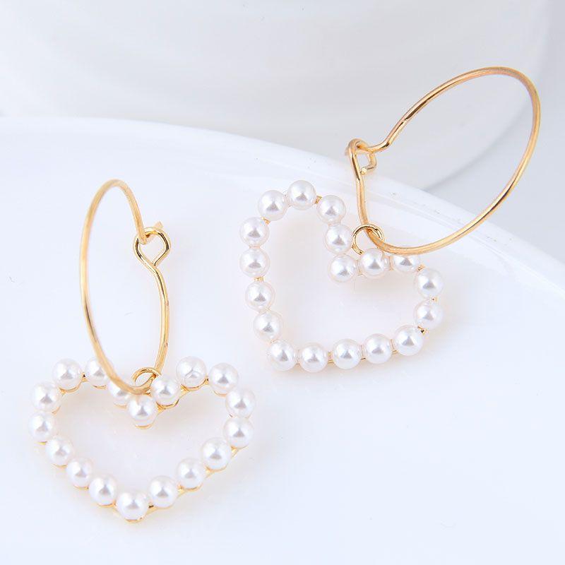 Alloy Korea earring NHNSC13462