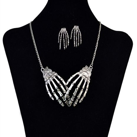 Alloy Fashion Geometric necklace  (necklace) NHSK0459-necklace's discount tags