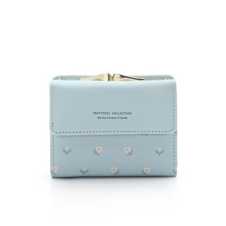 Portefeuille Fashion PU (bleu) NHNI0398-bleu's discount tags
