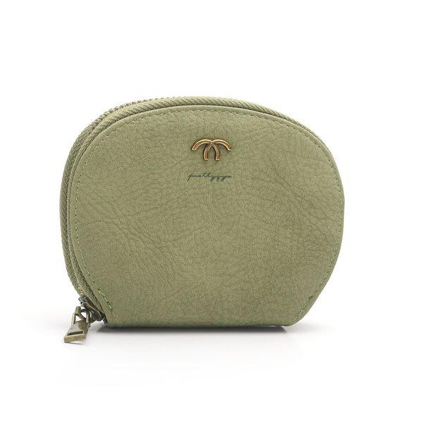 PU Korea  wallet  (green) NHNI0399-green