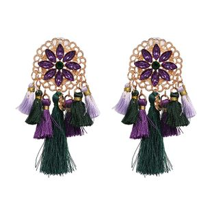 Alloy Fashion Flowers earring  (51290) NHJJ5213-51290's discount tags