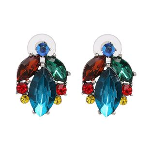 Alloy Fashion Geometric earring  (color) NHJJ5220-color's discount tags