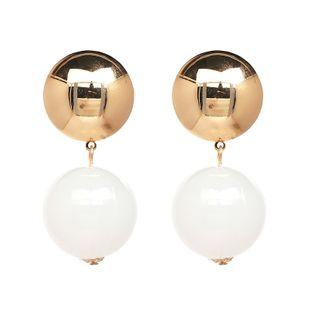 Plastic Fashion Geometric earring  (51285) NHJJ5226-51285's discount tags
