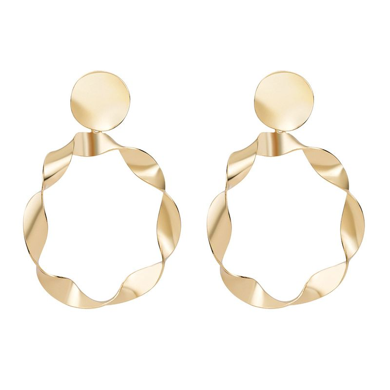Alloy Fashion Geometric earring  (Alloy) NHYT1246-Alloy