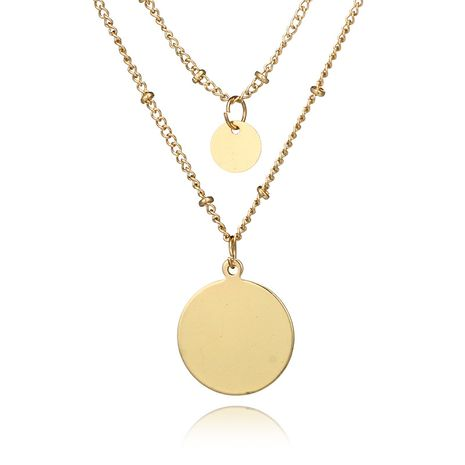 Alloy Simple Geometric necklace  (Alloy) NHGY2561-Alloy's discount tags