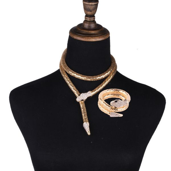 Alloy Bohemia  necklace  (Alloy) NHJQ10822-Alloy