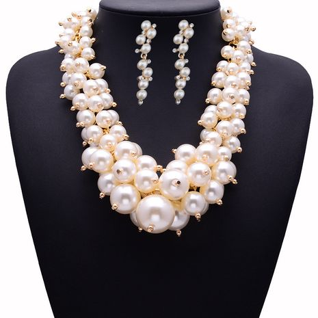 Beads Bohemia  necklace  (Alloy) NHJQ10825-Alloy's discount tags