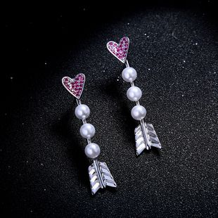 Copper Korea Sweetheart earring  (Photo Color) NHQD5697-Photo-Color's discount tags