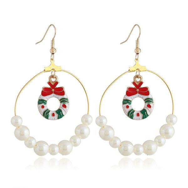 Alloy Fashion Geometric earring  (EZ1375) NHNZ0979-EZ1375