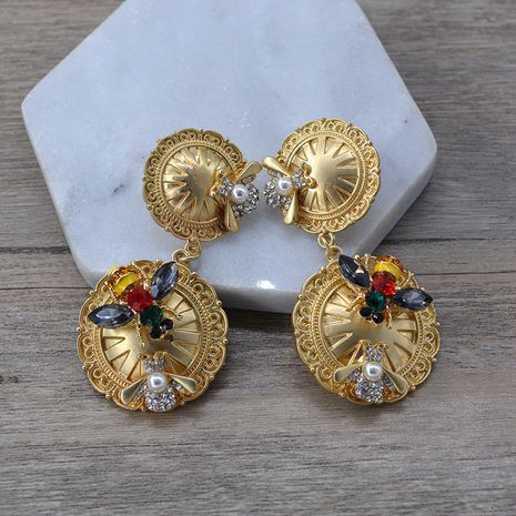 Alloy Fashion Animal earring  (Alloy) NHNT0662-Alloy's discount tags