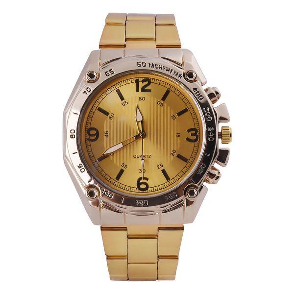 Alloy Fashion  Men s watch  (Alloy) NHHK1208-Alloy