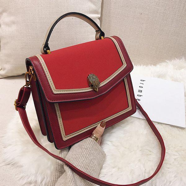 PU Korea  Shoulder bag  (red) NHTC1654-red