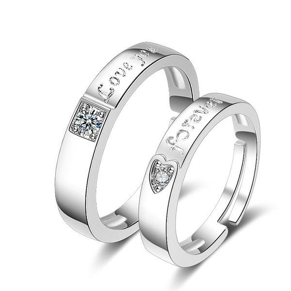 Alloy Korea Sweetheart Ring  (Male ring) NHQL0027-Male-ring