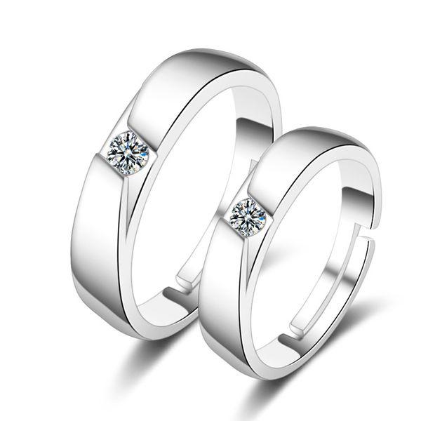 Alloy Korea Geometric Ring  (Open male ring) NHQL0039-Open-male-ring