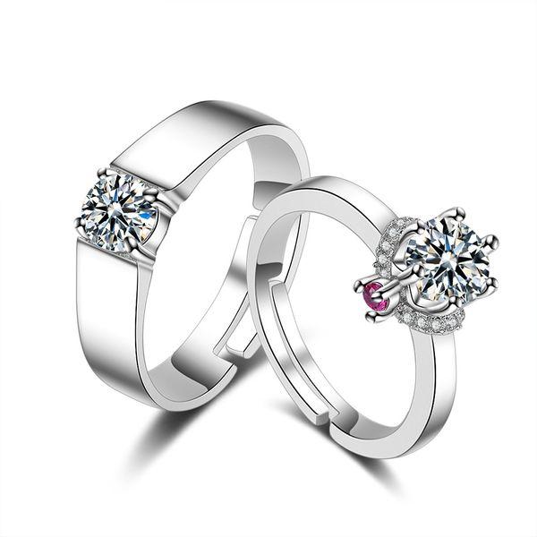 Alloy Korea Geometric Ring  (male) NHQL0045-male